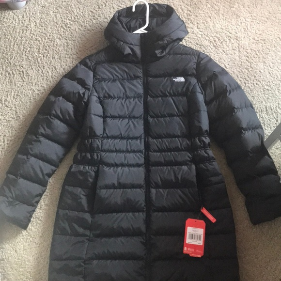 83dc22e00fce BRAND NEW North face women s Gotham parka II